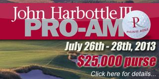 harbottle proam320